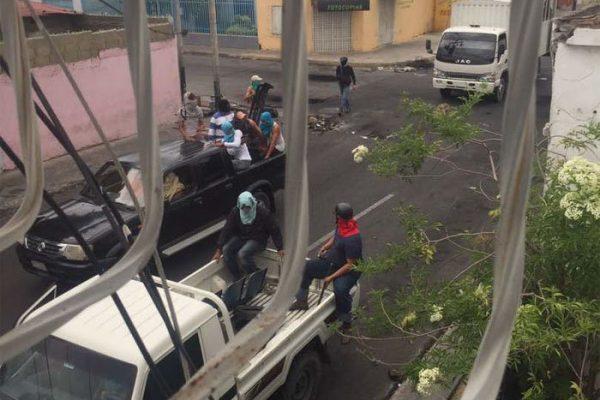 Colectivos atacan a la población y dejan al menos 4 muertos en Barquisimeto