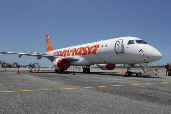 Conviasa habría trasladado a 6.762 pasajeros durante feriado de Carnaval