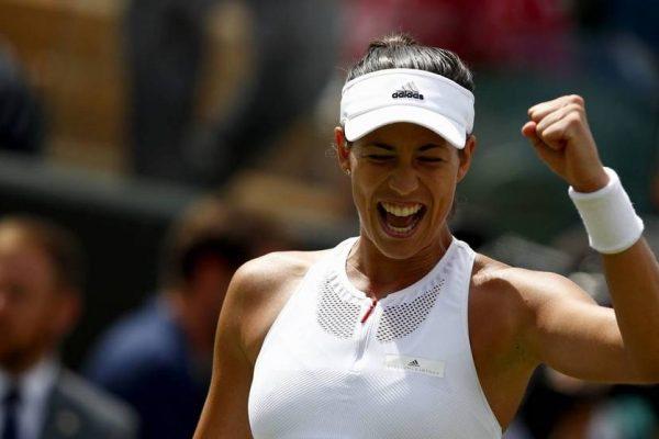 Muguruza continúa en la cima de la clasificación WTA