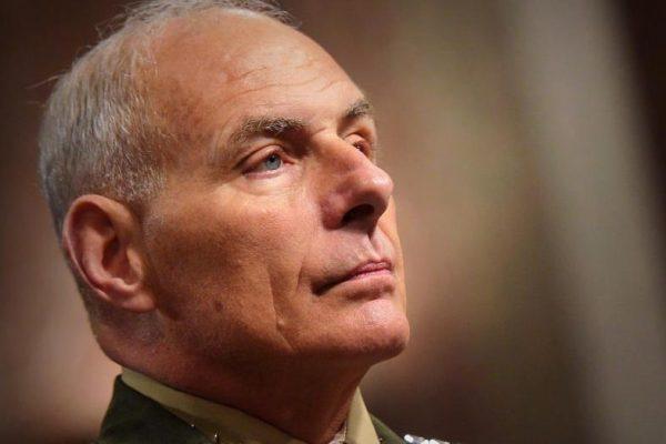 Trump nombra al general John Kelly nuevo jefe de Gabinete
