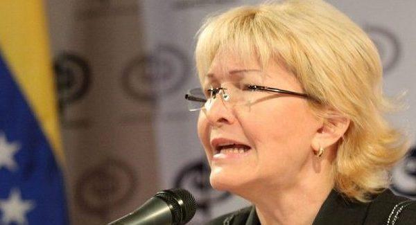 Fiscal General: «El país confía en mi, tengo el respaldo de los venezolanos»
