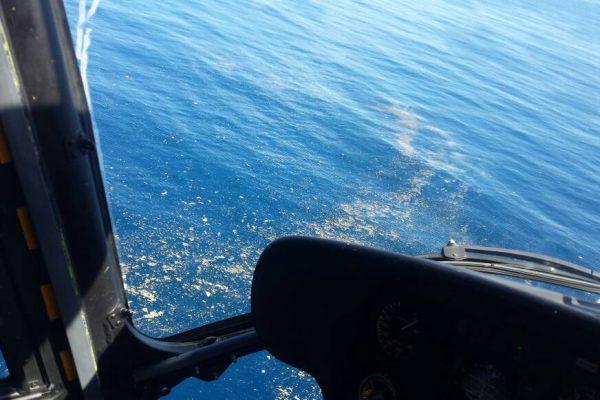 Hallan dos cadáveres del avión que cayó al mar en Nueva Esparta