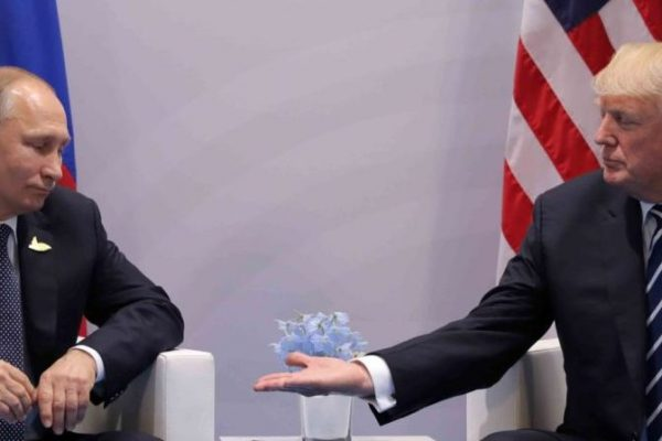 Kremlin: Trump y Putin no tuvieron una reunión secreta