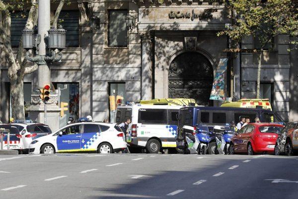 Policía mata a tiros a principal sospechoso de atropello masivo en Barcelona