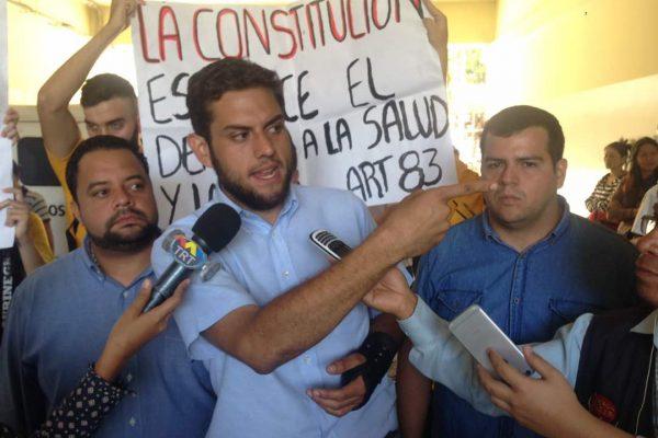 Requesens: Tachirenses viven peor crisis de salud por corrupción de Vielma Mora