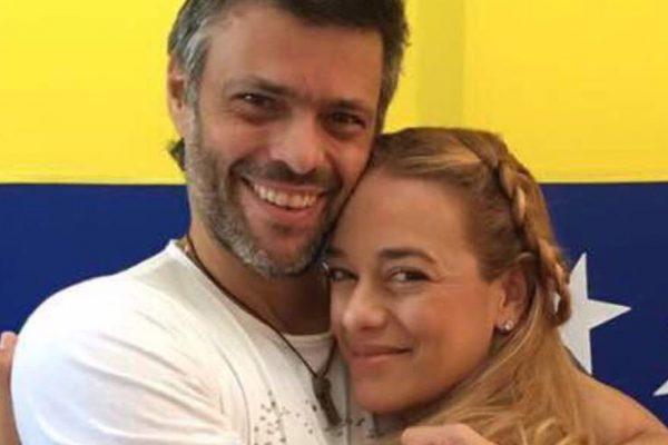 Leopoldo López afirma que será papá por tercera vez (video)