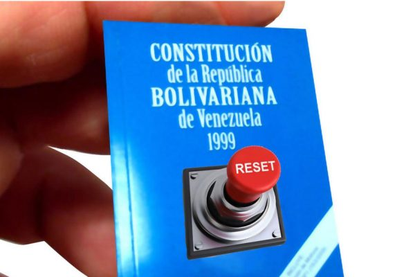 Asamblea Nacional Constituyente, Reforma Constitucional y Constitución Económica