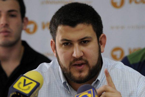 Smolansky: No hay precedente en América Latina donde 11 alcaldes hayan sido destituidos