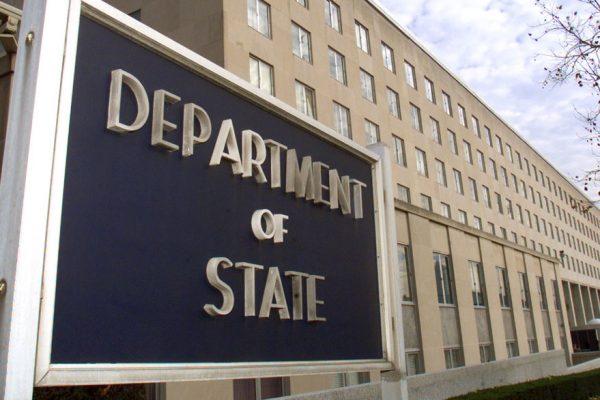 EEUU pide gobierno de transición negociado para ir a elecciones en Venezuela