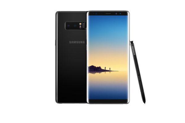 El Galaxy Note 8 de Samsung alcanzó récord de reservas en EEUU