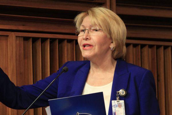 Ortega Díaz: Yo sigo siendo la Fiscal General