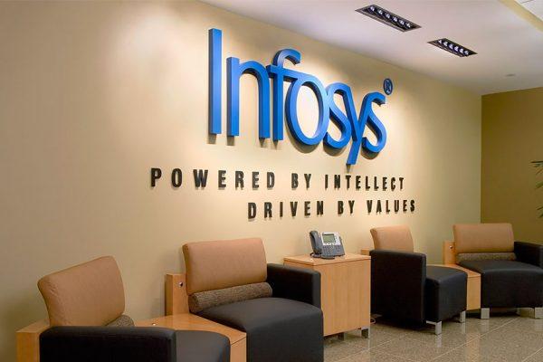 Empresa tecnología Infosys recomprará acciones hasta 2.000 millones de dólares