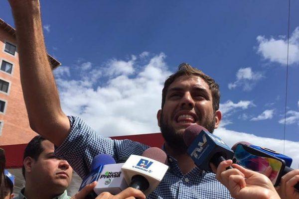Juan Requesens: Basta a las humillaciones a las que someten al Táchira
