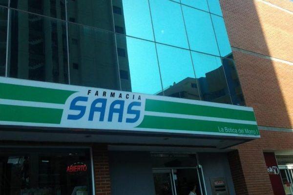 Farmacia SAAS lanza campaña A tu lado donde estés