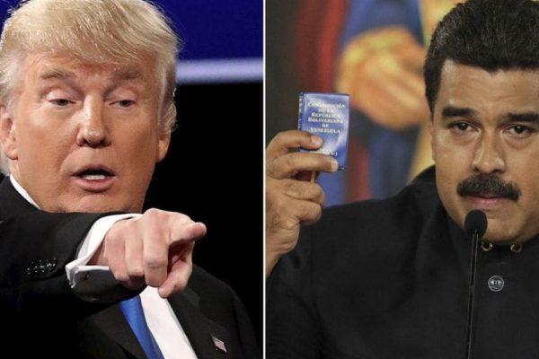 Trump lanza ofensiva antidrogas cerca de Venezuela y Maduro denuncia «grotesca manipulación»