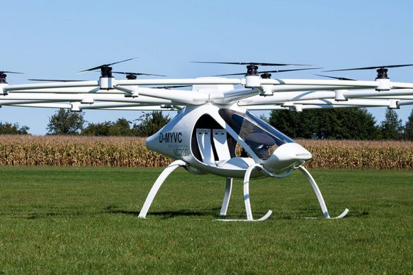 Dubai iniciará primeras pruebas de taxis aéreos autónomos con el Volocopter (+Video)