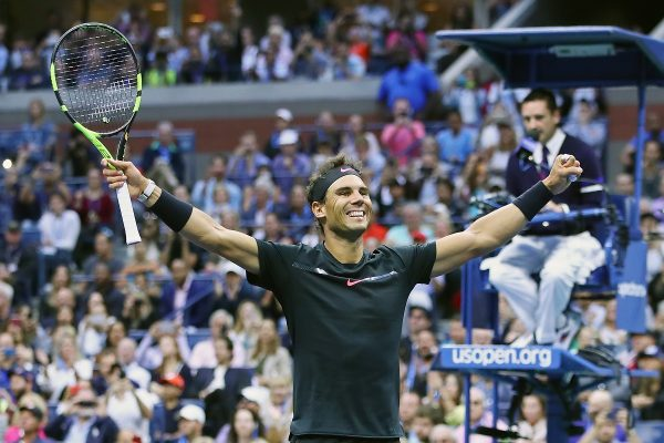 Nadal gana su tercera corona del US Open (+video)