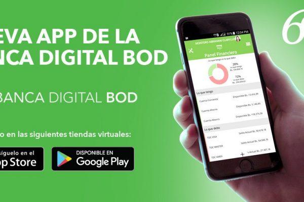 BOD presenta su nueva App para móviles