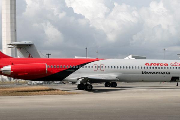 Aserca Airlines deja de volar después de 25 años