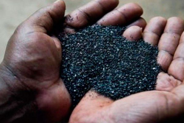 Empresa mixta Parguaza produjo la primera tonelada de coltán en Bolívar