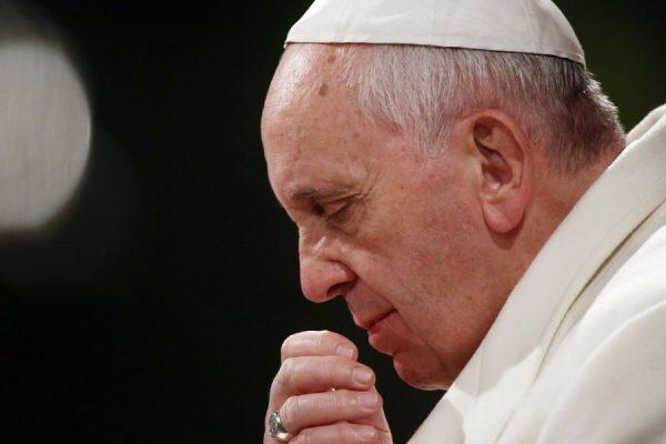 El Papa pidió solución