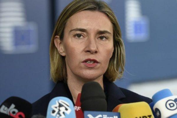 La UE espera lanzar grupo de contacto sobre Venezuela en febrero