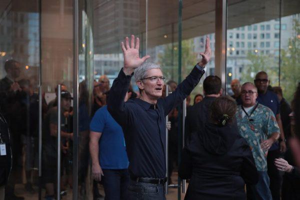 Apple prevé reabrir algunas de sus tiendas en EE.UU la próxima semana