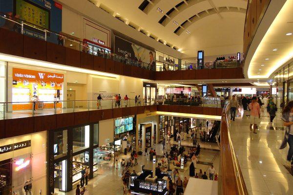 Los ocho centros comerciales más lujosos del mundo
