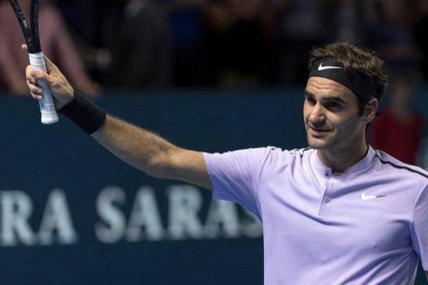 Federer vence a Del Potro y gana su octavo título en Basilea