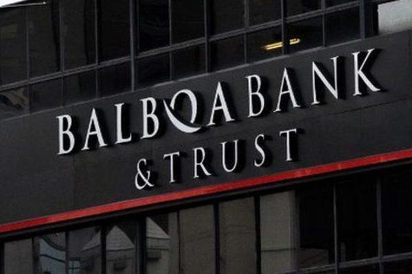 Gobierno estadounidense retira las sanciones al panameño Balboa Bank