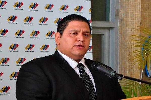 Rondón: Recibimos reportes de fallas técnicas en varias partes del país