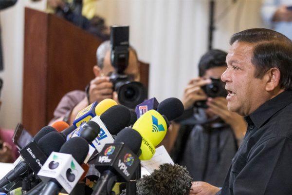 Andrés Velásquez impugnará elecciones en Bolívar