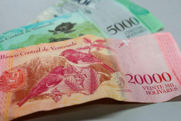 BCV puso en circulación 457 millones de billetes en octubre