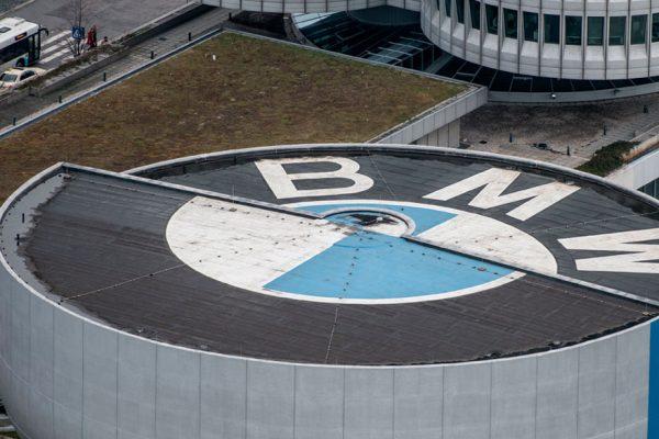 BMW baja las ventas hasta septiembre un 12,5% en todo el mundo