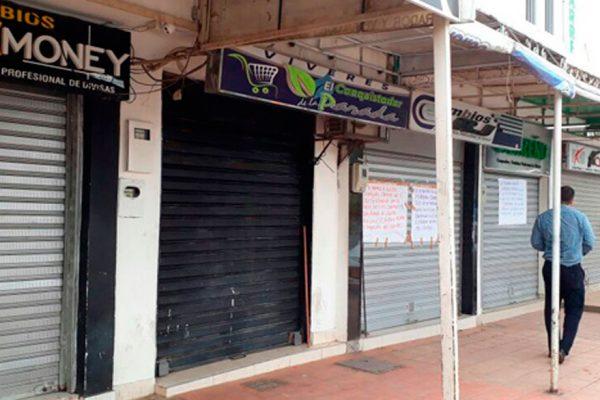 Cambistas de Cúcuta inician paro de una semana