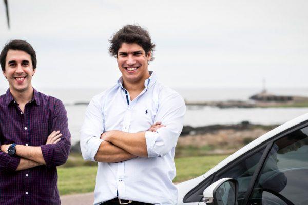 Emprendedores lanzan en Uruguay plataforma para que la gente alquile su carro