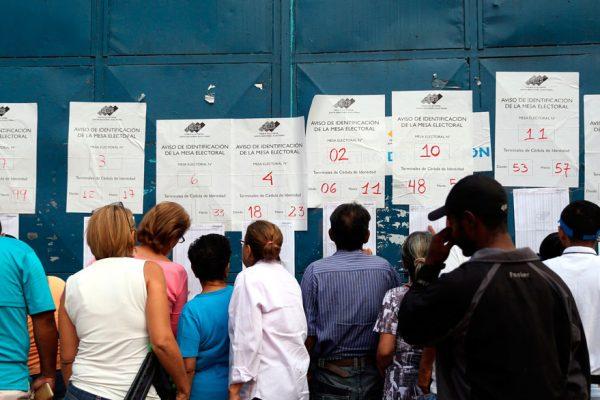 Constituyente ordena repetir elecciones de gobernador en Zulia