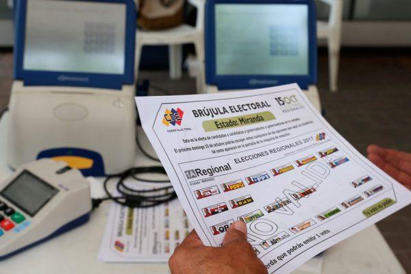 Combatir la abstención, el reto de la oposición en las regionales