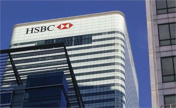 Banco HSBC planea suprimir 35.000 empleos en el mundo