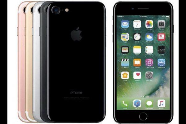 Clientes prefieren el iPhone 7 más que el 8