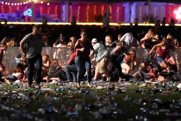 Al menos 50 muertos en tiroteo en Las Vegas
