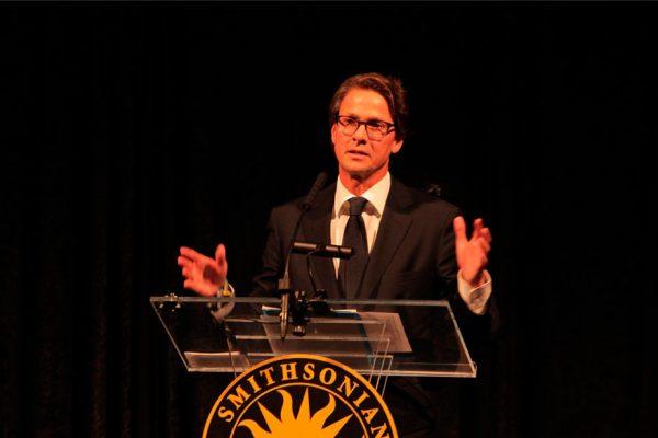 Lorenzo Mendoza recibió premio Woodrow Wilson a la Ciudadanía Corporativa