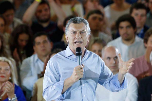Argentina estima inflación de 15% para 2018