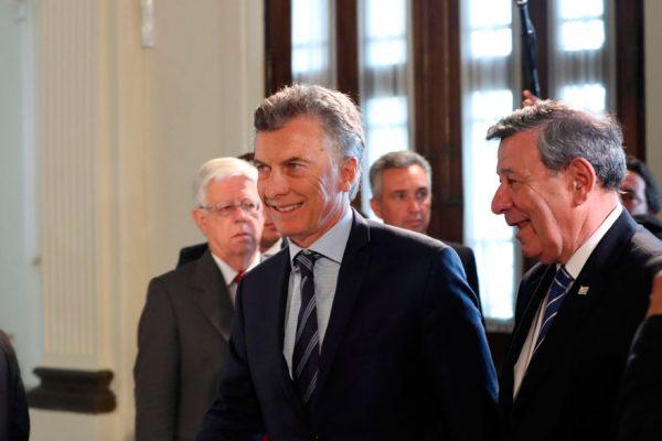 Macri perfilado para ganar legislativas argentinas