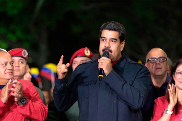 Maduro: Empezó una nueva era de convivencia con la oposición