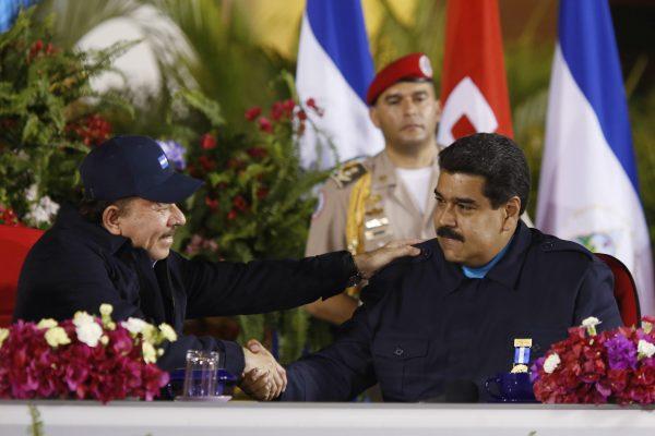 Ayuda de Venezuela a Nicaracgua sufre caída del 63 %