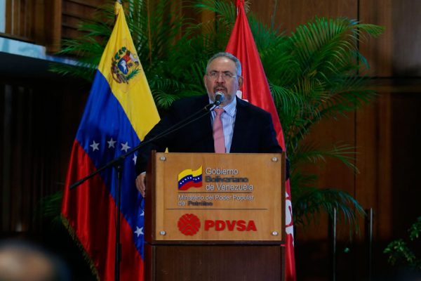 Fallece bajo custodia el expresidente de Pdvsa Nelson Martínez