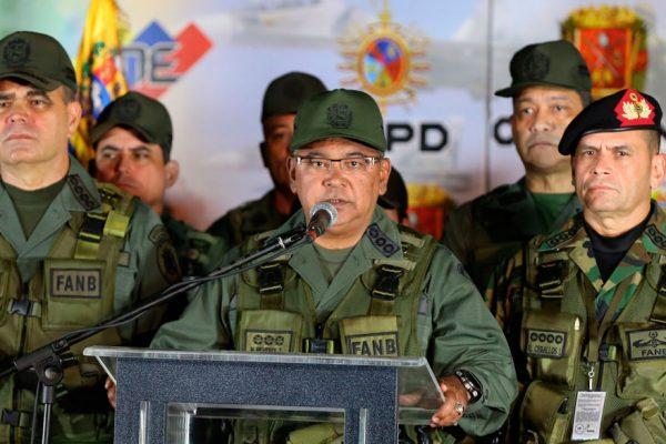 Prohibición de porte de armas seguirá hasta el 3 de noviembre