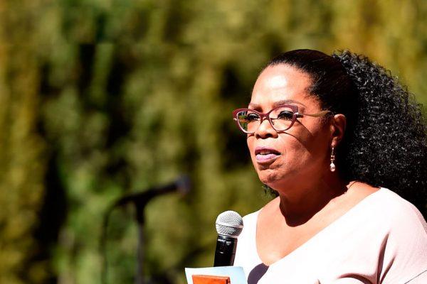 Oprah Winfrey no está interesada en competir para presidencia