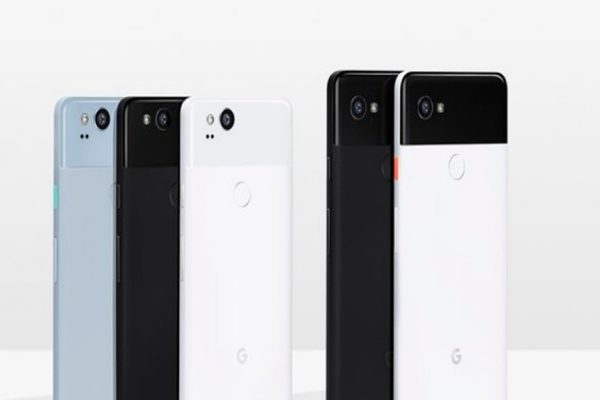 Google presenta sus nuevos teléfonos Pixel 2 y Pixel 2 XL